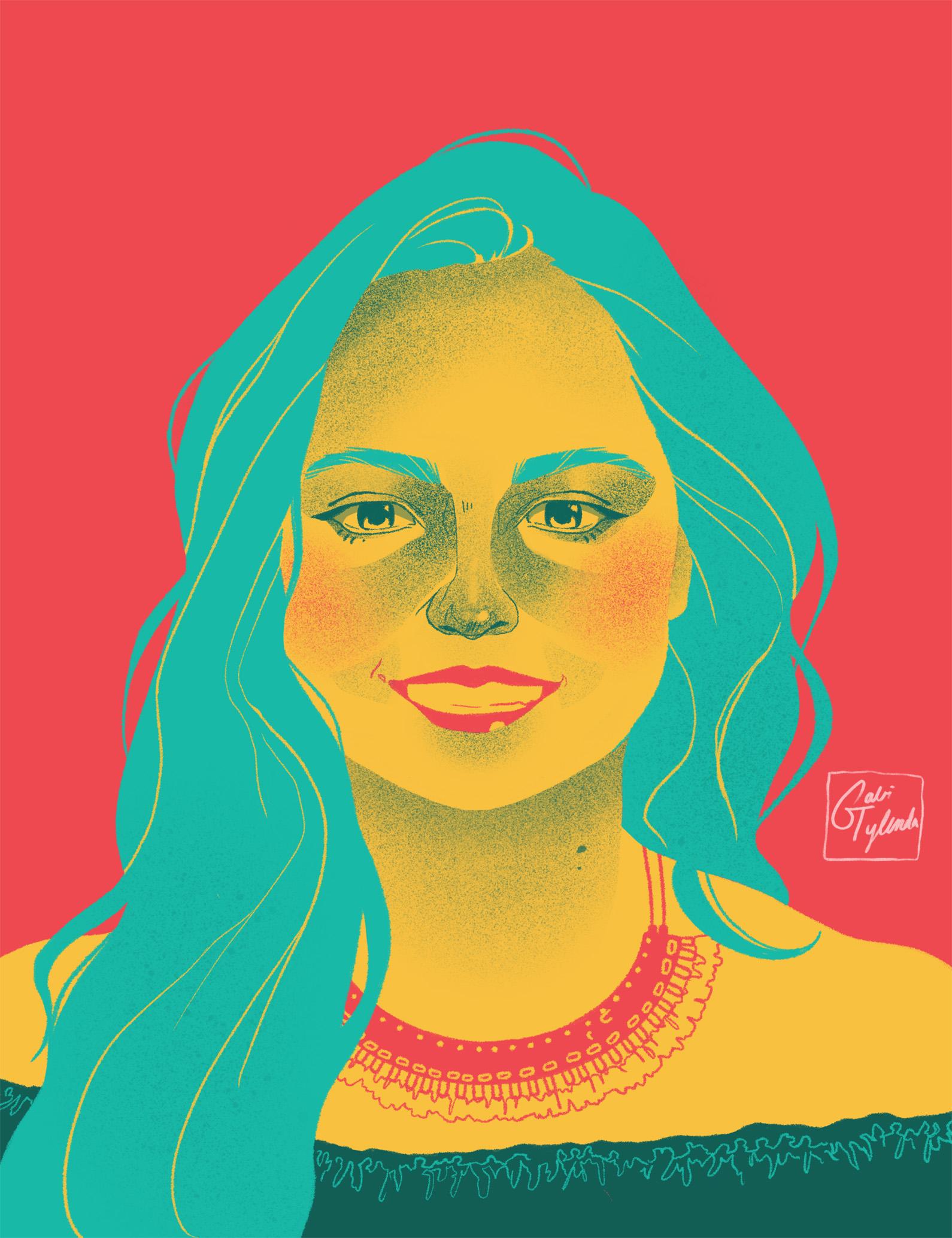 Madeline Gray